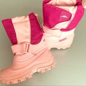 Girls Tundra ❄️ Quebec Snow Boots ❄️ Size 12